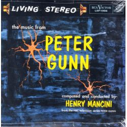 PETER GUNN - HENRY MANCINI (1 SACD) - ANALOGUE PRODUCTIONS - WYDANIE AMERYKAŃSKIE