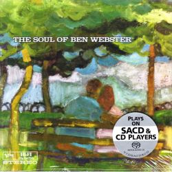 WEBSTER, BEN - THE SOUL OF BEN WEBSTER (1 SACD) - ANALOGUE PRODUCTIONS - WYDANIE AMERYKAŃSKIE