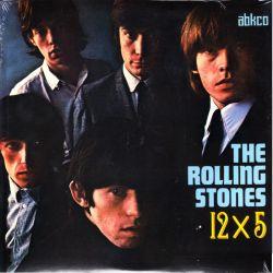 ROLLING STONES, THE - 12 X 5 (1 LP) - 180 GRAM PRESSING - CLEAR VINYL - WYDANIE AMERYKAŃSKIE