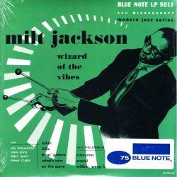 """JACKSON, MILT - WIZARD OF THE VIBES (10"""" EP) - WYDANIE AMERYKAŃSKIE"""