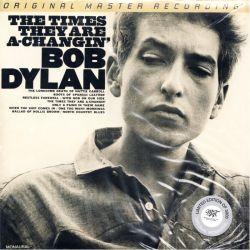 DYLAN, BOB - THE TIMES THEY ARE A-CHANGIN' (2 LP) - LIMITED MONO MFSL EDITION - 180 GRAM PRESSING - WYDANIE AMERYKAŃSKIE