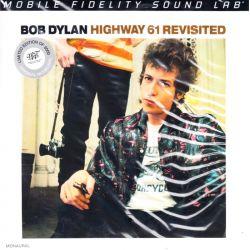 DYLAN, BOB - HIGHWAY 61 REVISITED (2 LP) - LIMITED MONO MFSL EDITION - 180 GRAM PRESSING - WYDANIE AMERYKAŃSKIE