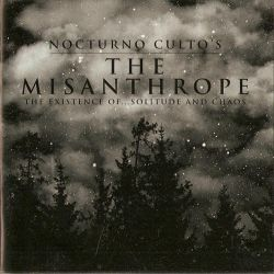 NOCTURNO CULTO'S - THE MISANTHROPE (CD + DVD)