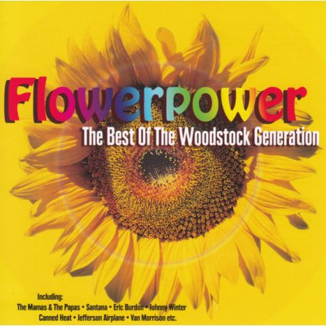 FLOWERPOWER THE BEST OF THE WOODSTOCK