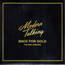 MODERN TALKING - BACK FOR GOLD: THE NEW VERSIONS (1 LP) - LIMITED EDITION - CLEAR VINYL PRESSING
