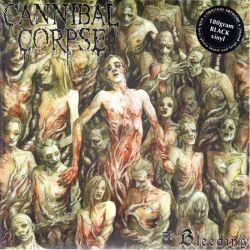 CANNIBAL CORPSE - THE BLEEDING (1 LP) - 180 GRAM PRESSING