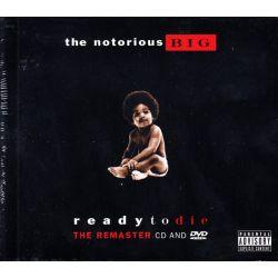 NOTORIOUS BIG - READY TO DIE (1 CD + 1 DVD)