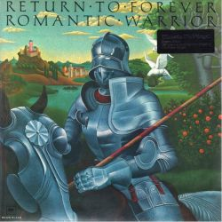 RETURN TO FOREVER - ROMANTIC WARRIOR (1 LP) - MOV EDITION - 180 GRAM PRESSING