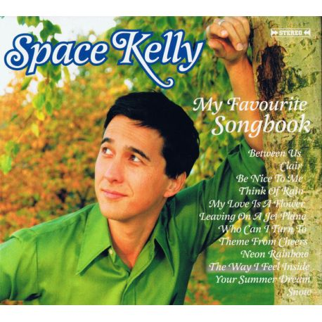 KELLY, SPACE - MY FAVOURITE SONGBOOK