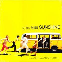 LITTLE MISS SUNSHINE [MAŁA MISS] - MYCHAEL DANNA (1 LP) - LIMITED TO 500 COPIES YELLOW VINYL PRESSING - WYDANIE AMERYKAŃSKIE