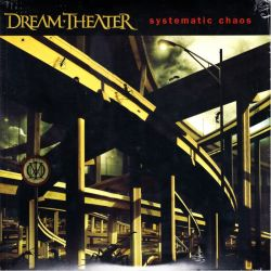 DREAM THEATER - SYSTEMATIC CHAOS (2LP) - 180 GRAM PRESSING
