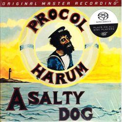 PROCOL HARUM - A SALTY DOG (1 SACD) - LIMITED NUMBERED MFSL EDITION - WYDANIE AMERYKAŃSKIE