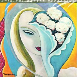 DEREK AND THE DOMINOS - LAYLA (2 LP) - LIMITED NUMBERED MFSL EDITION - 180 GRAM PRESSING - WYDANIE AMERYKAŃSKIE