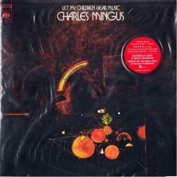 MINGUS, CHARLES - LET MY CHILDREN HEAR MUSIC (2 LP) - ORG 45RPM EDITION - 180 GRAM PRESSING - WYDANIE AMERYKAŃSKIE