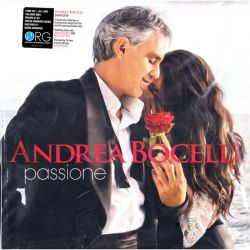 BOCELLI, ANDREA - PASSIONE (2 LP) - ORG LIMITED NUMBERED EDITION - 180 GRAM PRESSING - WYDANIE AMERYKAŃSKIE