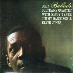 COLTRANE, JOHN QUARTET - BALLADS (1 LP) - 180 GRAM PRESSING - WYDANIE AMERYKAŃSKIE