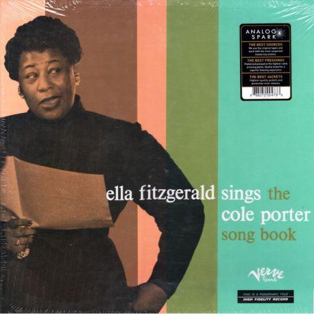 FITZGERALD, ELLA - SINGS THE COLE PORTER SONG BOOK (3 LP) - WYDANIE AMERYKAŃSKIE