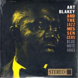 BLAKEY, ART & THE JAZZ MESSENGERS - MOANIN' (1 LP) - WYDANIE AMERYKAŃSKIE