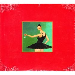 WEST, KANYE - MY BEAUTIFUL DARK TWISTED FANTASY [CLEAN] (1 CD) - WYDANIE AMERYKAŃSKIE