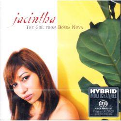JACINTHA - THE GIRL FROM BOSSA NOVA (1 SACD) - WYDANIE AMERYKAŃSKIE