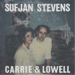 STEVENS, SUFJAN - CARRIE & LOWELL (1 LP) - WYDANIE AMERYKAŃSKIE