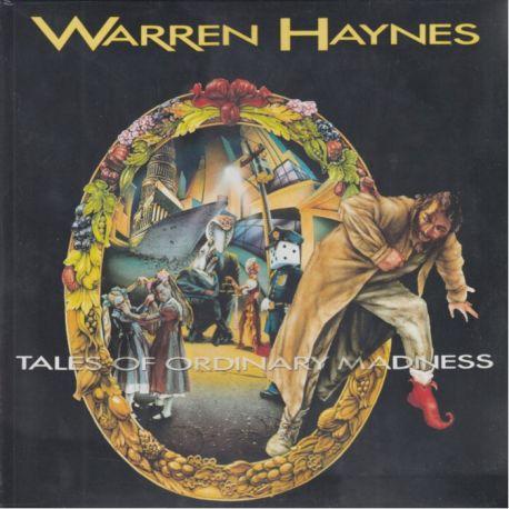 HAYNES, WARREN - TALES OF ORDINARY MADNESS (1 LP) - WYDANIE AMERYKAŃSKIE