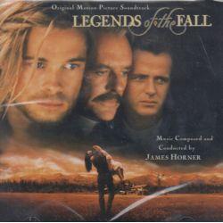 LEGENDS OF THE FALL [WICHRY NAMIĘTNOŚCI] - JAMES HORNER (1 CD) - WYDANIE AMERYKAŃSKIE
