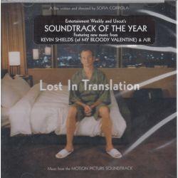 LOST IN TRANSLATION [MIĘDZY SŁOWAMI] - KEVIN SHIELDS / SQUAREPUSHER / AIR ...(1 CD) - WYDANIE AMERYKAŃSKIE