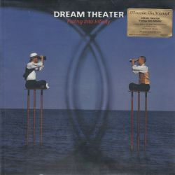 DREAM THEATER - FALLING INTO INFINITY (2 LP) - MOV EDITION - LIMITED TRANSPARENT 180 GRAM VINYL PRESSING