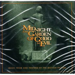 MIDNIGHT IN THE GARDEN OF GOOD AND EVIL - MUSIC FROM AND INSPIRED BY THE MOTION PICTURE (1 CD) - WYDANIE AMERYKAŃSKIE