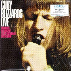 CUBY + BLIZZARDS - LIVE (1 LP) - MOV EDITION - 180 GRAM PRESSING