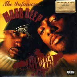 MOBB DEEP - MURDA MUZIK (2 LP) - MOV EDITION - 180 GRAM PRESSING