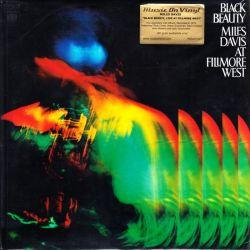 DAVIS, MILES - BLACK BEAUTY [MILES DAVIS AT FILLMORE WEST] (2 LP) - MOV EDITION - 180 GRAM PRESSING