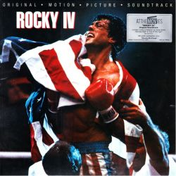 ROCKY IV (1 LP) - MOV EDITION - 180 GRAM PRESSING