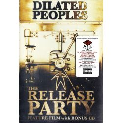 DILATED PEOPLES - THE RELEASE PARTY (DVD+CD) - WYDANIE AMERYKAŃSKIE