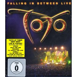 TOTO - FALLING IN BETWEEN LIVE (1 BLU-RAY)