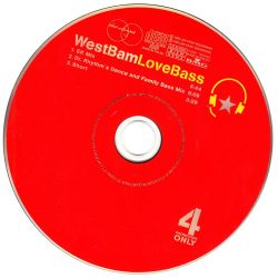 WESTBAM - LOVE BASS (1 CD-S)
