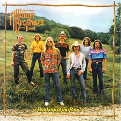 ALLMAN BROTHERS BAND - BROTHERS OF THE ROAD (1 LP) - MOV EDITION - 180 GRAM PRESSING