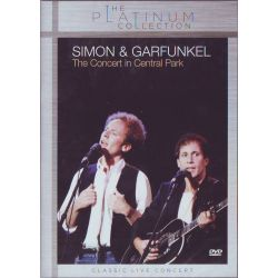 SIMON & GARFUNKEL - THE CONCERT IN CENTRAL PARK (1 DVD)