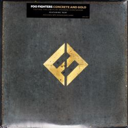 FOO FIGHTERS - CONCRETE AND GOLD (2 LP)