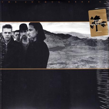 U2 The Joshua Tree 2 Lp 180 Gram Pressing Wydanie