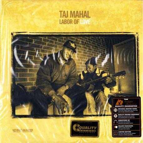 MAHAL, TAJ - LABOR OF LOVE (2 LP) - ANALOGUE PRODUCTIONS - 200 GRAM PRESSING
