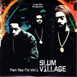 SLUM VILLAGE - FAN-TAS-TIC VOL. 1 (2 LP) - WYDANIE AMERYKAŃSKIE