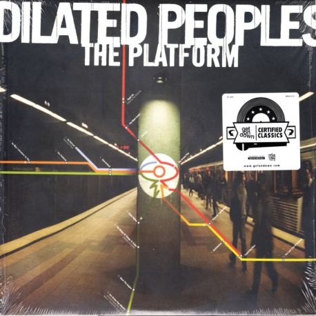 Dilated Peoples The Platform 2 Lp Wydanie