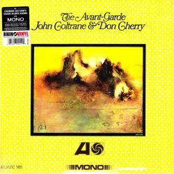 COLTRANE, JOHN & DON CHERRY - THE AVANT-GARDE (1 LP) - RHINO MONO VINYL EDITION - 180 GRAM PRESSING - WYDANIE AMERYKAŃSKIE