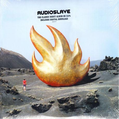AUDIOSLAVE - AUDIOSLAVE (2 LP + MP3 DOWNLOAD) - WYDANIE AMERYKAŃSKIE