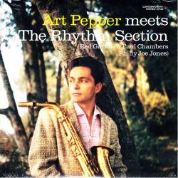 PEPPER, ART - MEETS THE RHYTHM SECTION (1 LP) - WYDANIE AMERYKAŃSKIE