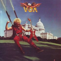 HAGAR, SAMMY - VOA (1LP) - CUT OUT