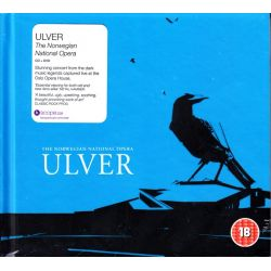 ULVER - THE NORWEGIAN NATIONAL OPERA (CD + DVD)