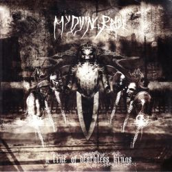 MY DYING BRIDE – A LINE OF DEATHLESS KINGS (2 LP)